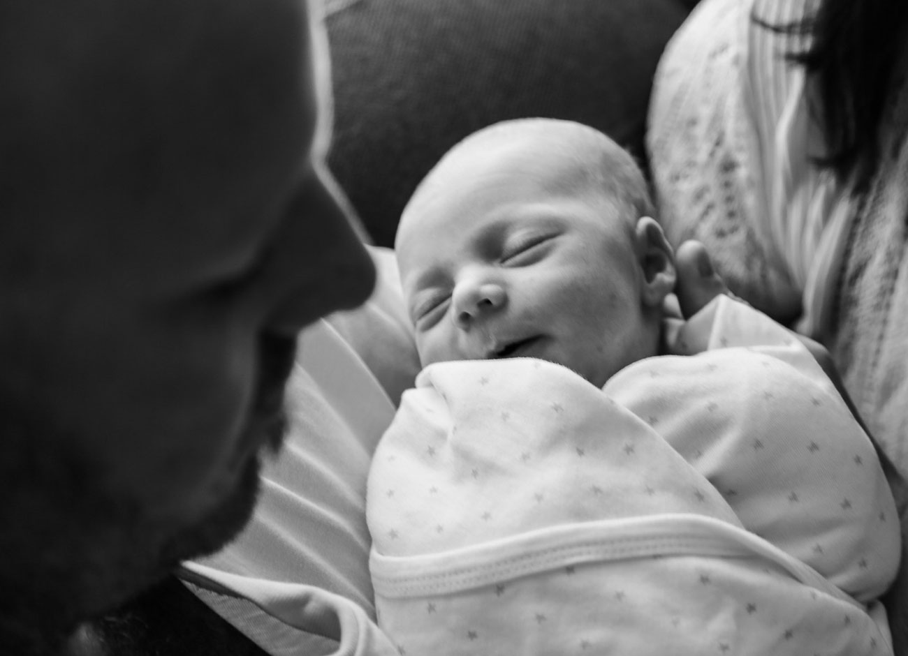Newborn Lifestyle Photography | Feather Touch Photography