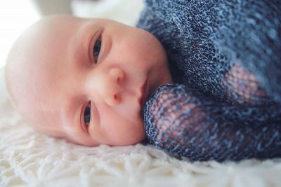 Newborn-Photography-beautiful-Newborn-baby-with-eyes-open-Photographer-gold-coast