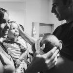 First Glimpse | Newborn Photography Queensland