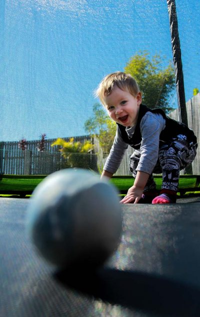 Day-in-the-Life-Photography-gold-coast-on-the-trampoline-with-balls