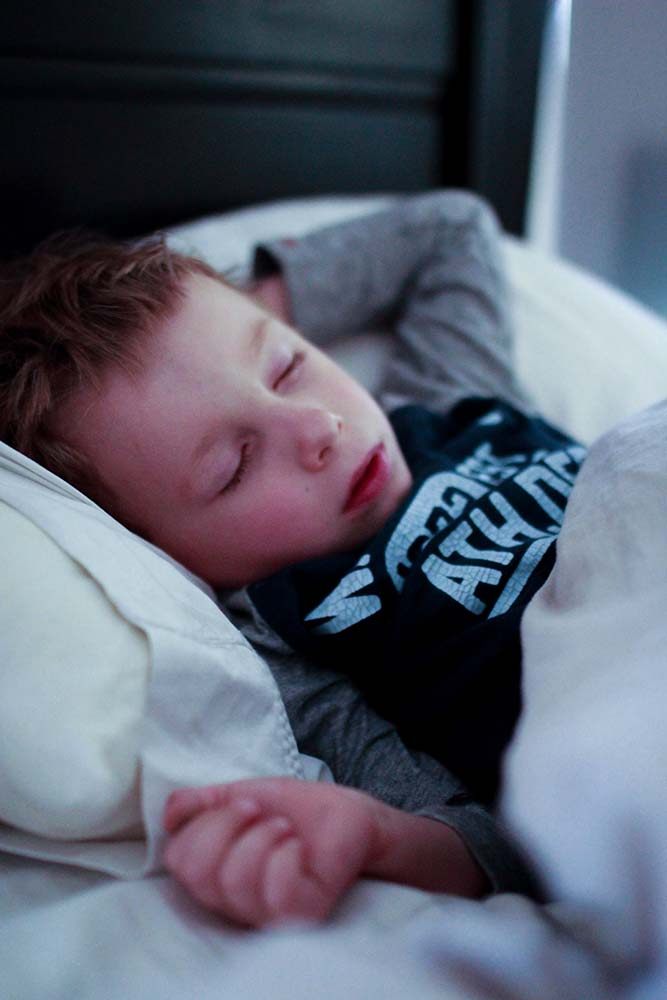 Day-in-the-Life-Toddler-having-a-nap-Gold-Coast