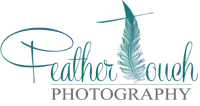 Feather Touch Photography Logo