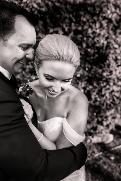 Bride-and-groom-gold-coast-having-a-moment-to-laugh